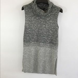 SIMPLY VERA VERA WANG Turtle Neck Sweater Tank